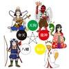 象徴別に分ける全国の神社
