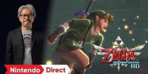 ゼルダの伝説スカイウォードソードHDや新作マリオゴルフ!そしてクレしん版ぼくのなつやすみ?!【注目の2月NintendoDirectを振り返る】