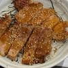 肉の柔らかさに驚いた 松屋の味噌漬けトンテキ丼