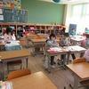 3年生:図工 紙版画制作中 でもさびしい教室
