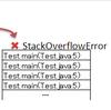 Java6 と Java7 の挙動の違い(バグ?)