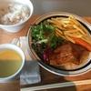 大津駅前カレンダーで「豚バラ肉のBBQソテー」を食べてきた!
