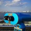 横浜大さん橋 くじらのせなかは横浜港の絶景スポットだった