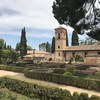 スペイン旅行記6:Alhambra de Granada