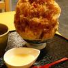 しもきた茶苑大山さんで、今年もクリスマスかき氷が始まります♪
