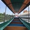 寺院やモスクが立ち並ぶプラカノン運河を子連れボート旅♪