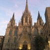 2016年末スペイン旅行【4】〜バルセロナ・ゴシック地区とチュロスと夜景〜