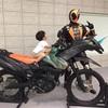【太秦映画村】プレイランドに入ってゴーストのバイクに乗ってきたよ