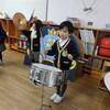 器楽練習とブランコ