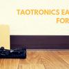 TaoTronicsのワイヤレスイヤホンはジョギング用イヤホンの最適解になりそう