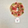 【ニトリ】1,000円以内で買えるお値段以上のクリスマスリース!