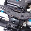 タミヤのリア駆動マシン、M08組立て製作記!【12~20番目】 リア駆動系周りにオプション投入!