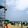 菖蒲田海水浴場 オープン!