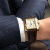 腕時計:カルティエ タンクをベルト交換する!
