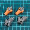 HGザクⅠ(サンダーボルトVer.)製作③ 表面処理