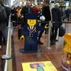 レゴが大活躍する、デンマークの空港!