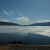 御神渡りの諏訪湖の様子 〜いつもカメラと一緒に