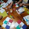 お菓子教室と町内会文化祭準備