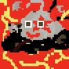 アイコンを変えました。メタルトリュフのドット絵です!