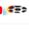 YouTubeの左上にあるロゴがワールドカップのアニメーションになってたが、GIF動画ではなかった。