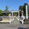 尾張式内社を訪ねて 62 虫鹿神社