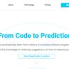 プログラミング自動化への布石?DeepCodeでGithubリポジトリの自分のコードを解析してみる。