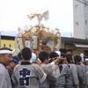 豊作を祝う祭礼と神輿