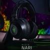Razerが新モデル『Nari』を発表!音に合わして振動するヘッドフォン!Amazonや公式サイトで購入できるぞ!