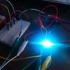 RaspberryPiに接続したフルカラーLEDをPWMでグラデーションさせる