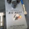 ビッグマフの原点!原始的な音の新しさ。Electro-Harmonix Triangle Big Muff Pi【レビュー】