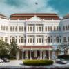 シンガポールのラッフルズホテルの位置付けは、すでに一ホテルを超えている