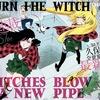 「BURN THE WITCH」1話(久保帯人)リバース・ロンドンの魔女再び! ドラゴン憑きの少年が波乱を起こす?
