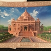 Swaminarayan Akshardham&Dinosaur and Fossil Park散策、そして人生初の寝台列車