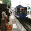 世田谷線のふうけい - 2017年10月12日