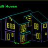 模型ハウスhouse08