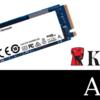 【A2000 レビュー】Kingstonから新たに発売されたNVMe SSDのコスパが高すぎてヤバいw