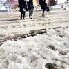 札幌などで初雪…昨年より5日早く観測