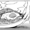 BEASTARS5巻でレゴシが食べてた焼きそばは絶対に一番美味しい