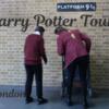 ロンドン市内にあるハリーポッターゆかりの地を巡ってみた。