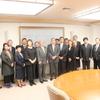 私立高等学校等への支援拡充を県に要望