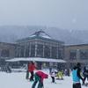お出掛け  岐阜県 白鳥  スキー場