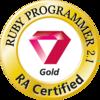 2歳児を育てながらRuby技術者認定試験 Goldに合格しました