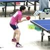 女子シングルス ジュニアの部4回戦 第58回東海卓球選手権大会