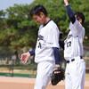 朝倉健太投手