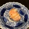 蒸し蛤(はまぐり)の握り鮓