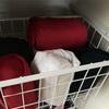 お金をかけずに洗濯モノを畳む時間を半分にする方法①