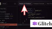 クリック1発でFirebaseにデプロイ!無料のクラウドIDE「Glitch」の新機能を使ってみた!