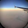 地球(日本)の裏から、上空1万メートルでケツを出す😂...「天空のトイレ」...🚽