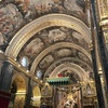 【聖ヨハネ大聖堂】バロック様式の装飾が圧巻の大聖堂【マルタ 観光】