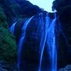 龍門の滝。